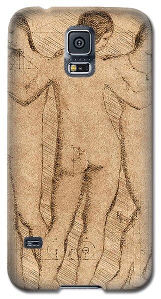 Three Graces - II Galaxy S5 Case