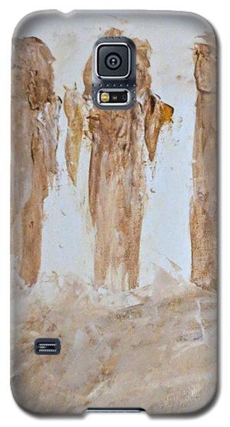 Three Little Muddy Angels Galaxy S5 Case