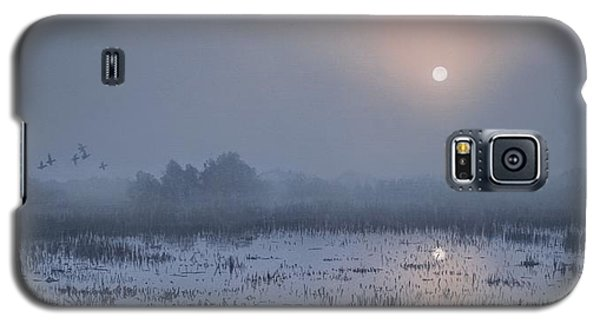 Through The Fog Galaxy S5 Case