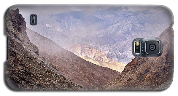 Through The Valley Galaxy S5 Case