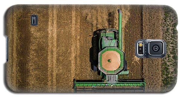 Through Wheat Galaxy S5 Case