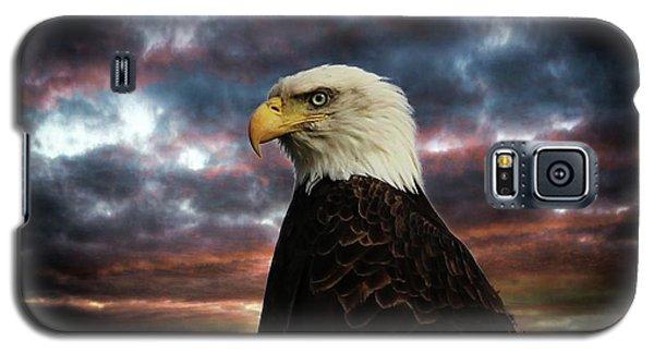 Thunder Eagle Galaxy S5 Case