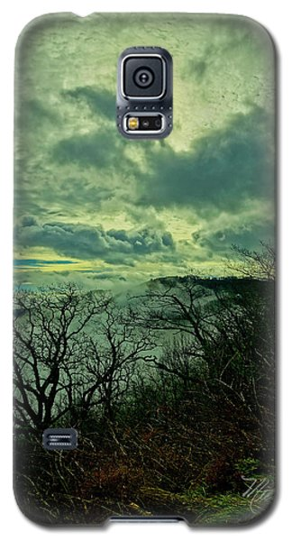 Thunder Mountain Clouds Galaxy S5 Case