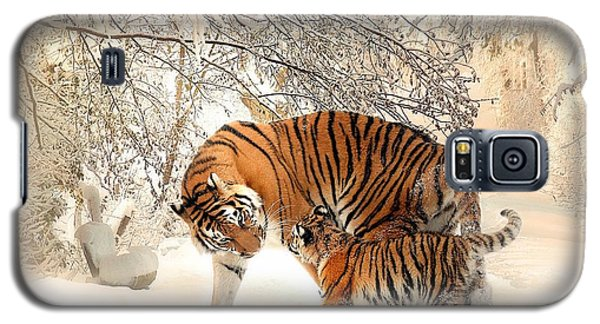 Tiger Family Galaxy S5 Case