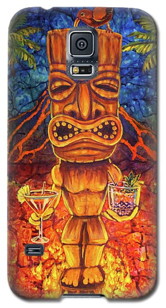 Tiki Cocktail Hour Galaxy S5 Case