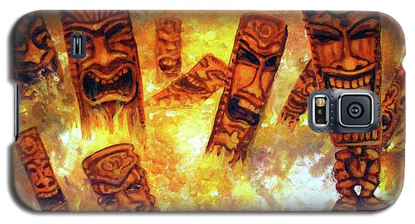 Tiki Hot Spot Galaxy S5 Case