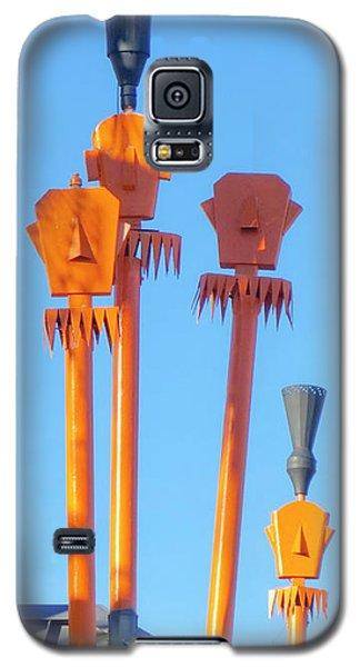 Tiki Palm Springs Galaxy S5 Case
