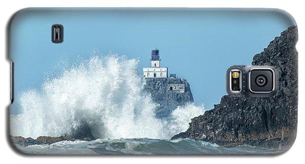 Tillamook Rock Light House, Oregon - Terrible Tilly Galaxy S5 Case