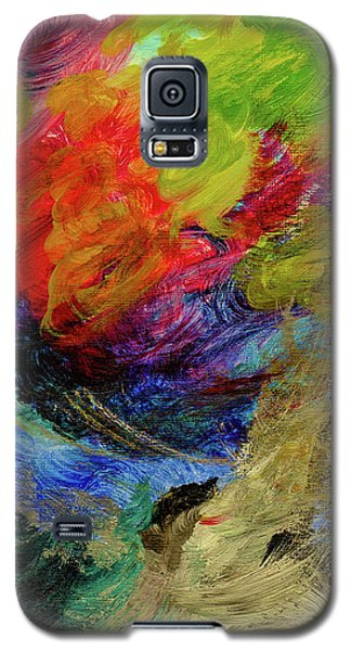 Time Changes Galaxy S5 Case