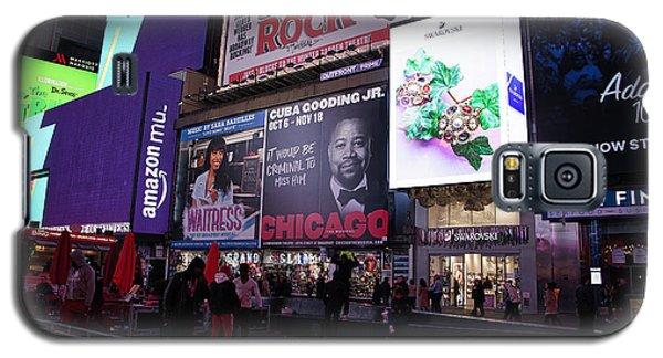 Time Square Galaxy S5 Case