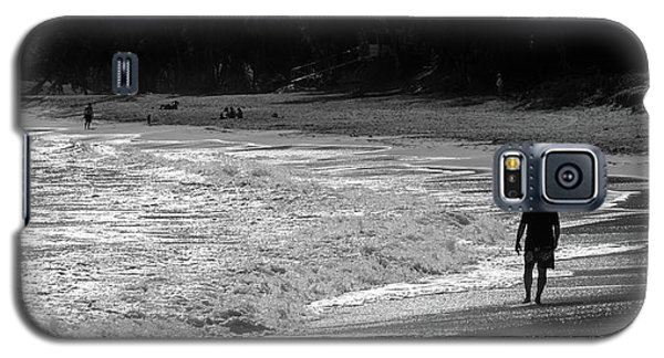 Time To Reflect Galaxy S5 Case