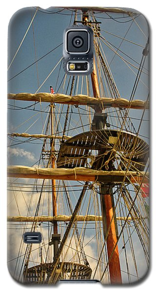 Time To Set Sail Galaxy S5 Case