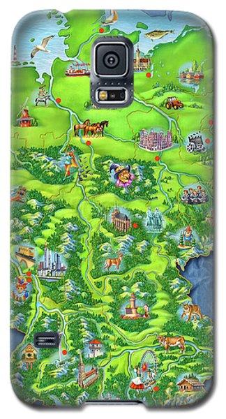 tiptoi_Puzzle Galaxy S5 Case