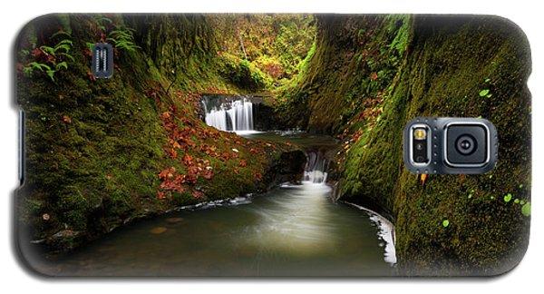 Tire Creek Canyon Galaxy S5 Case