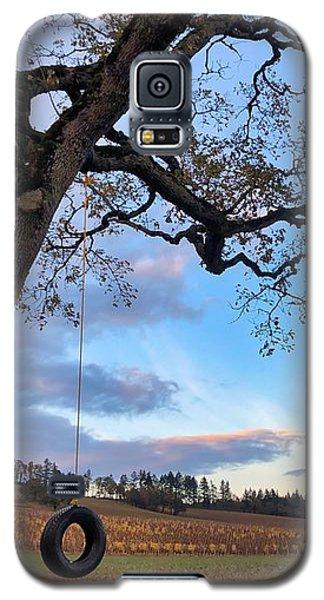 Tire Swing Tree Galaxy S5 Case