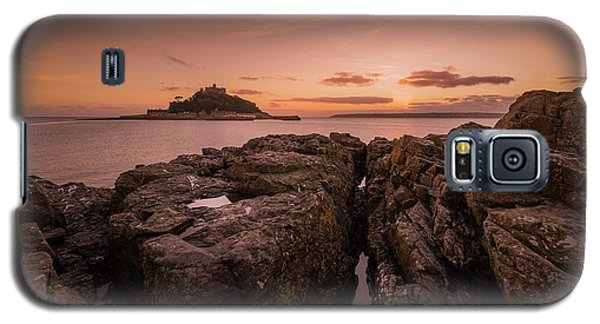 To The Sunset - Marazion Cornwall Galaxy S5 Case