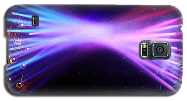 Tokyo Lights Galaxy S5 Case