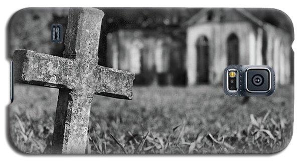 Tombstone, St. Chad's, Trinidad Galaxy S5 Case