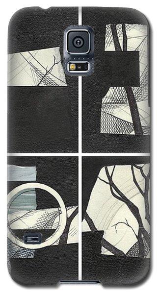 Torn Beauty No. 3 Galaxy S5 Case
