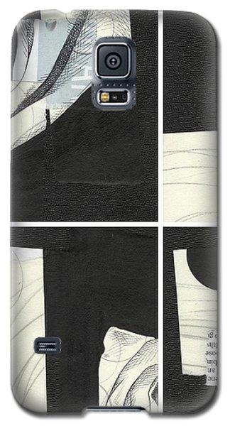 Torn Beauty No. 4 Galaxy S5 Case