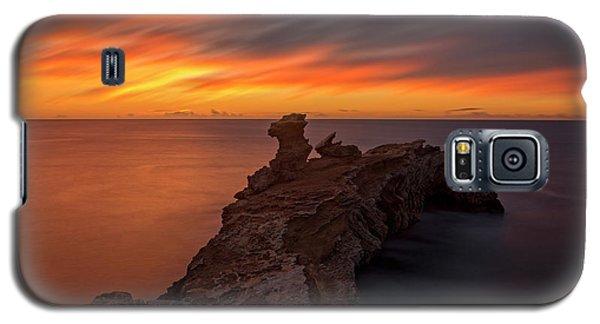 Total Calm At A Sunrise In Ibiza Galaxy S5 Case