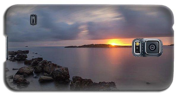 Total Calm In An Ibiza Sunrise Galaxy S5 Case