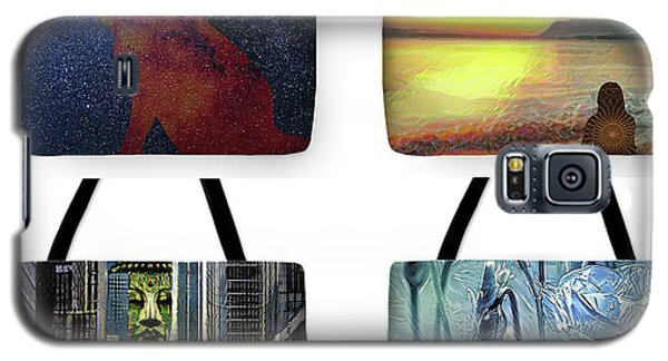 Tote Bags Samples Galaxy S5 Case