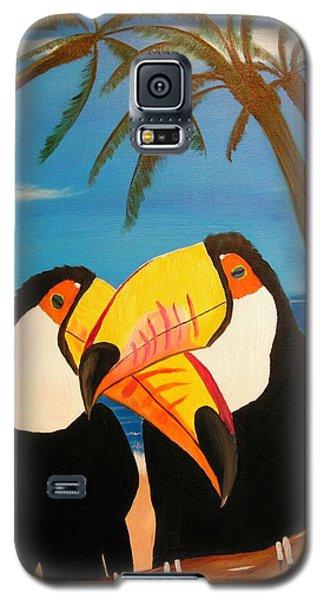 Toucan Love Galaxy S5 Case