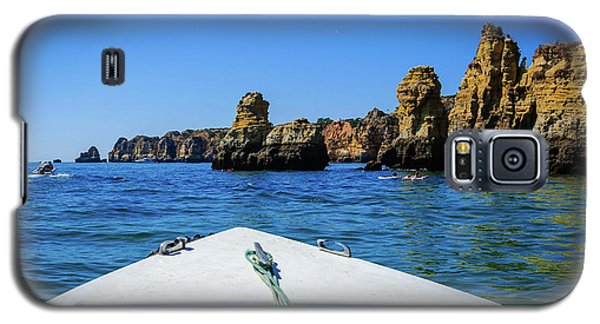 Towards The Cliffs Galaxy S5 Case