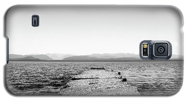 Towards The Nahuel Huapi Lake Galaxy S5 Case