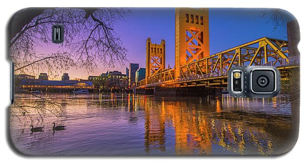 Tower Bridge At Sunrise - 4 Galaxy S5 Case