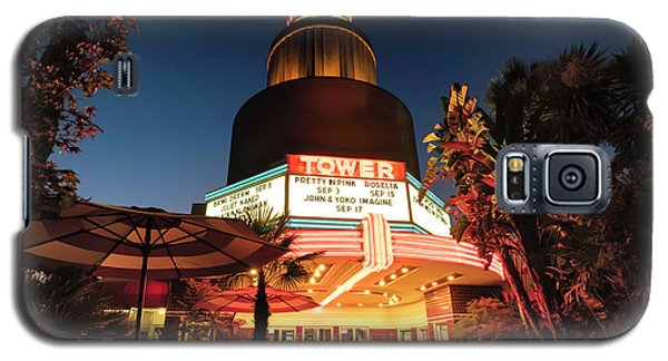 Tower Theater- Galaxy S5 Case