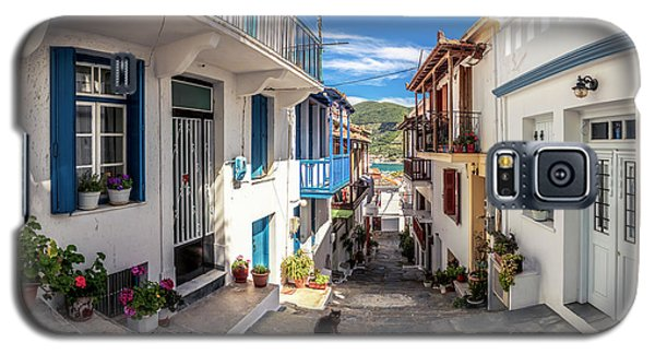 Town Of Skopelos Galaxy S5 Case
