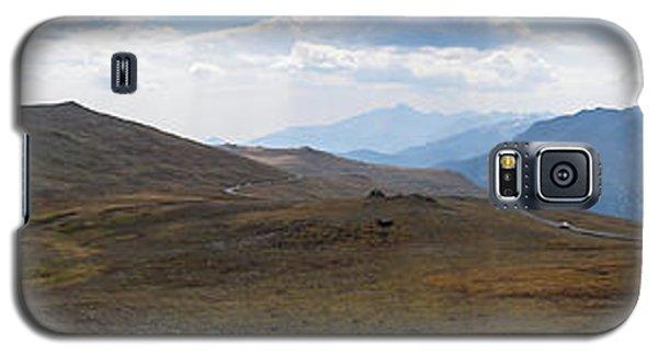 Trail Ridge Road Arctic Panorama Galaxy S5 Case
