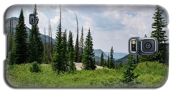 Trail To Gilpin Lake Galaxy S5 Case