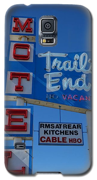 Trail's End Motel Galaxy S5 Case