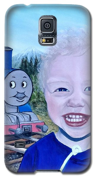 Train Galaxy S5 Case