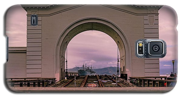 Train To Nowhere Galaxy S5 Case