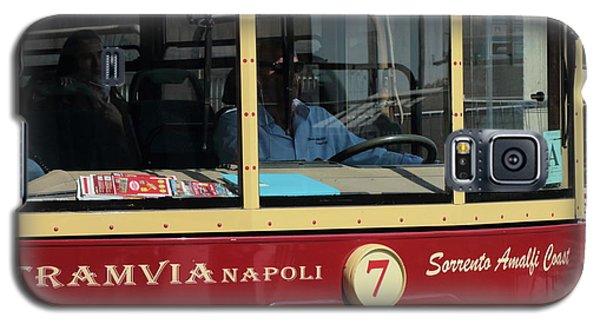 Tram Naples Galaxy S5 Case