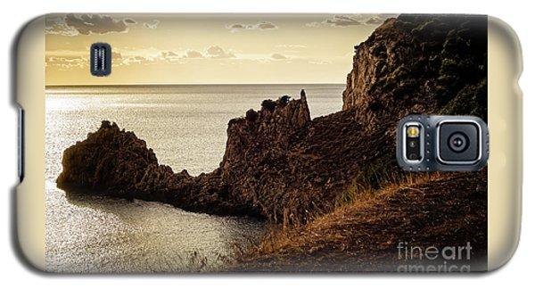 Tranquil Mediterranean Sunset    Galaxy S5 Case