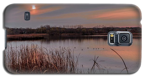 Tranquil Sunset Galaxy S5 Case