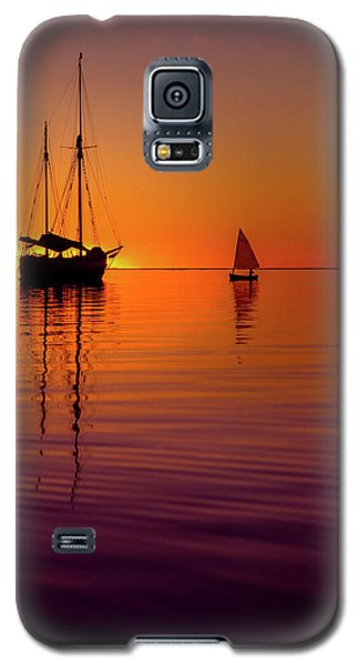 Tranquility Bay Galaxy S5 Case