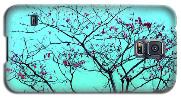 Tree And Water 1 Galaxy S5 Case