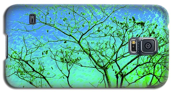 Tree And Water 3 Galaxy S5 Case