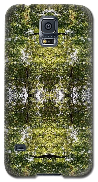 Tree No. 14 Galaxy S5 Case