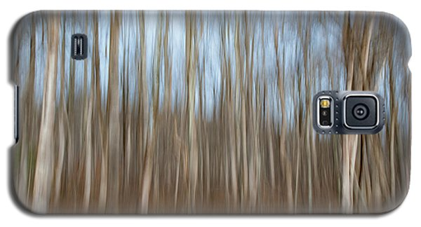 Trees In The Forest Galaxy S5 Case