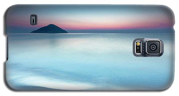 Triangle Island Galaxy S5 Case