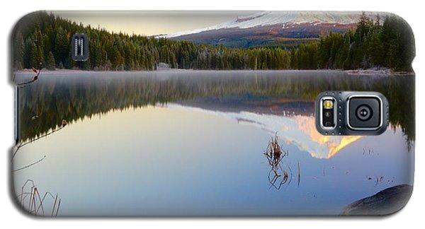 Trillium At Dawn Galaxy S5 Case