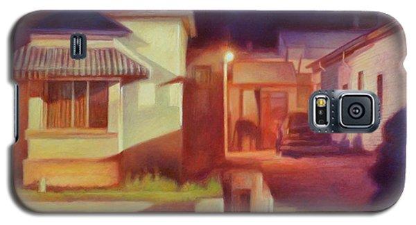 Trinidad Commercial Street Galaxy S5 Case