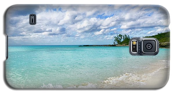 Tropical Beach Galaxy S5 Case
